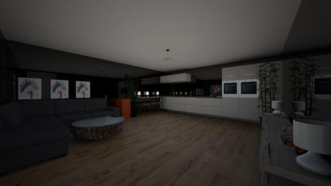 my apartment - by 21MihalutaEl