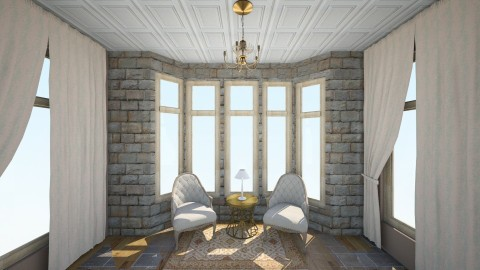 Elegant Sitting Room - Classic - by grandplie