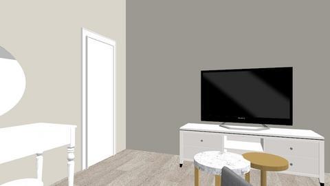 my room  - Minimal - Bedroom - by aeyxb