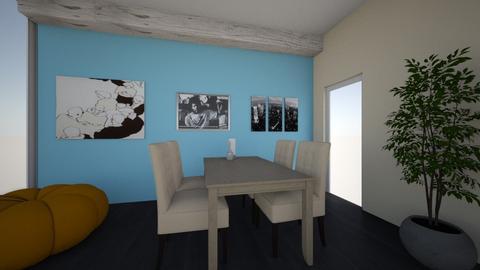 Room 2 - by Erika Mitruova