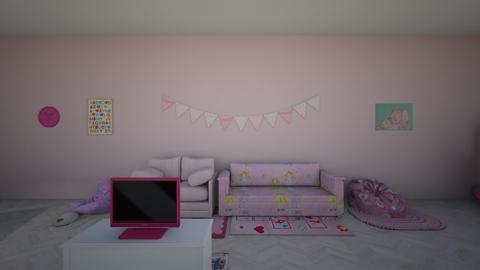 littlsepace - Kids room  - by emmapilled