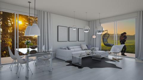3 - Living room  - by EwaAnna