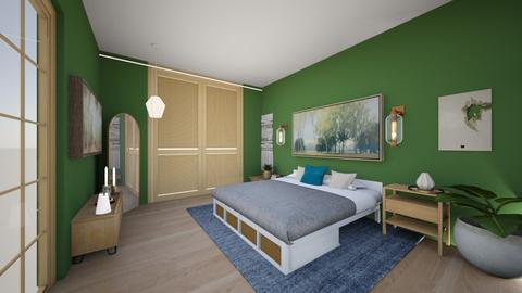 Exam  - Bedroom  - by Constanza_Cuore