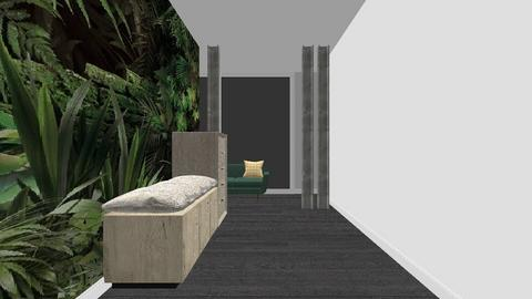 Urban Jungle Hallway - by Vlad Silviu