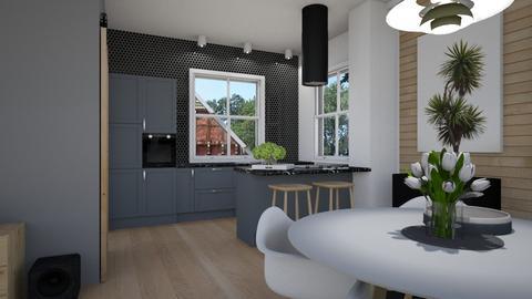 d - Kitchen  - by EDeb