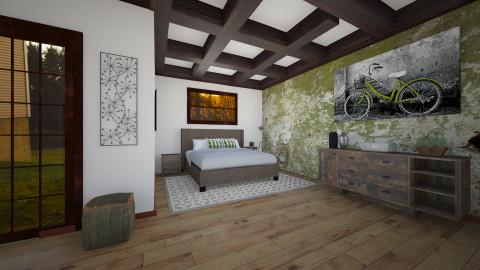 554 - Bedroom  - by kelleyjustine