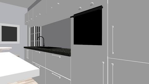 kitchen  - by lavenya