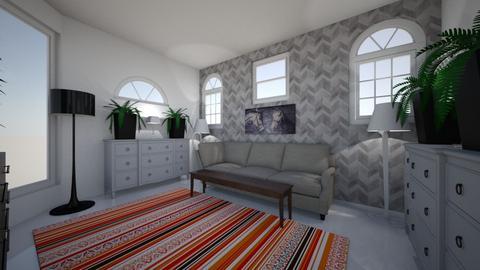 Living room test - Modern - Living room  - by 2027richardsonk