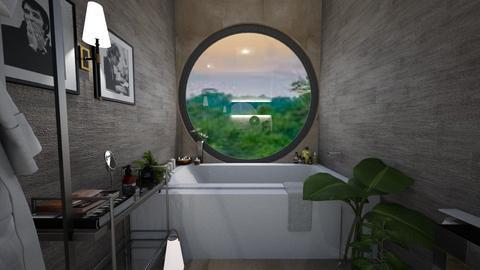 bathroom - Modern - Bathroom  - by denizoden