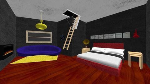 habitacion 4 - by alvaropenalver