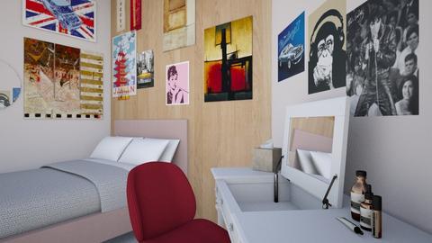 Room - Bedroom  - by Seinfeld734