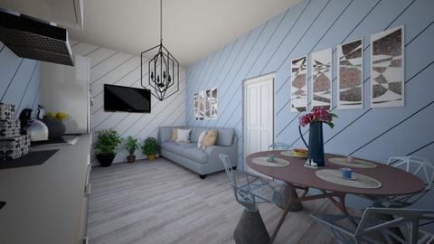 Deiol - Modern - Kitchen - by 2bmknv