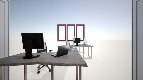 Nowe pokoje biurowe - Office  - by Mac71
