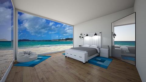 Beach Bedroom - by sabilife