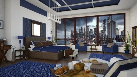 Design 43 Fresh and Modern Bedroom - Bedroom  - by Daisy320