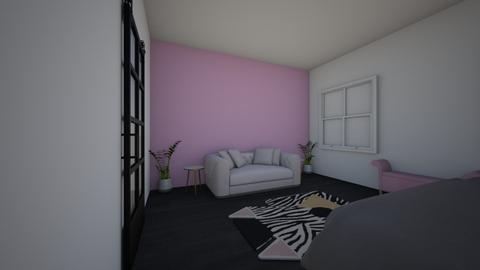 Master - Bedroom  - by 21hdebois