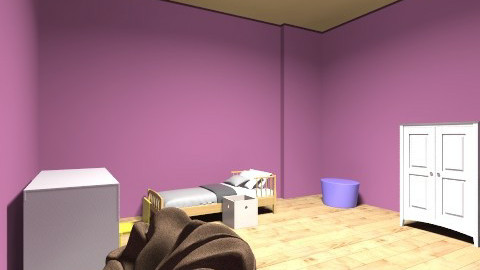 Bedroom - Bedroom - by sarahdeco2