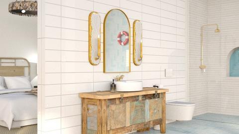 A M Y - Bathroom  - by C O Z Z A B
