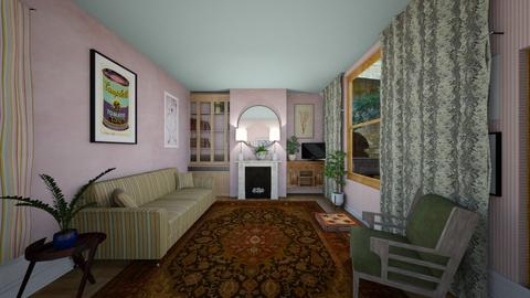 Living room uno - Living room  - by Pennychange