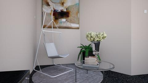 modern house 3 - Modern - Bedroom  - by chaimaejamali