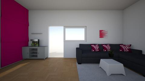 obyvacka - Living room - by nikabordi