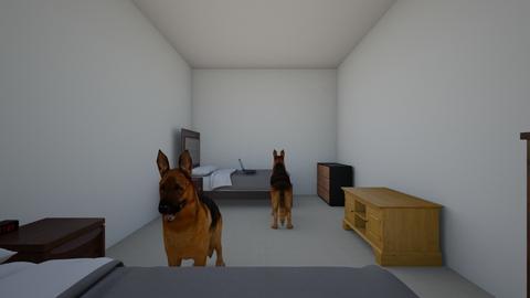 Night Night Room - Minimal - Bedroom  - by KodyIsCool1