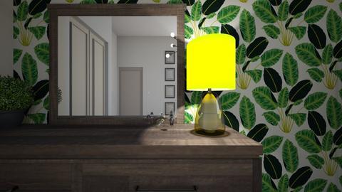 iman room - Bedroom  - by ivan jackob
