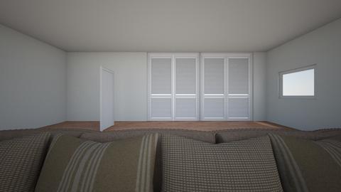 MY dream BEDROOM by Sean  - Modern - Bedroom - by Seanwhite