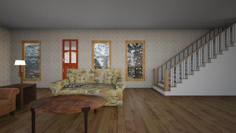 Set Design - Living room  - by MagnoliaAnne