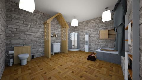 Modern Bathroom - Modern - Bathroom  - by dylan64553