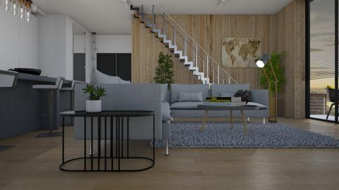 room1 - Living room - by vch_k