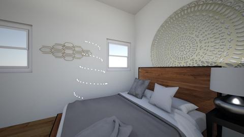 stephanies bedroom - Bedroom  - by Stephgarcia06
