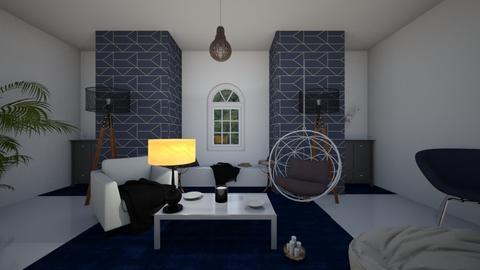 Navy - Living room  - by DerpyMoggins