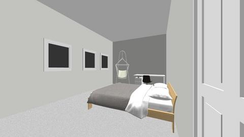 New house room  - Bedroom  - by tia12345678