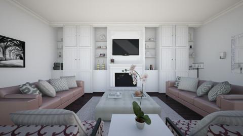 Living - Living room  - by sissybee