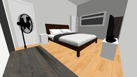 C_A_Layout2 - Bedroom  - by Connor_R