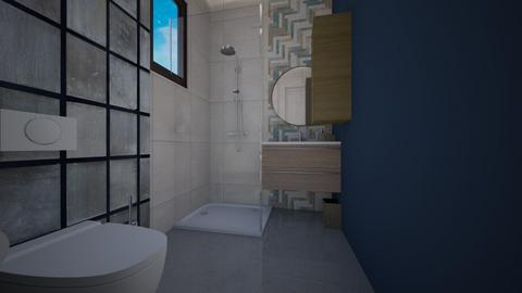 master bath  - Bathroom  - by Naf_f