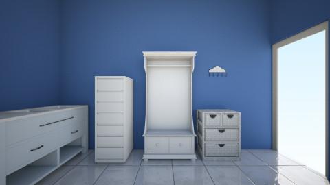 laundry room - Modern - by Kathleen Baldwin