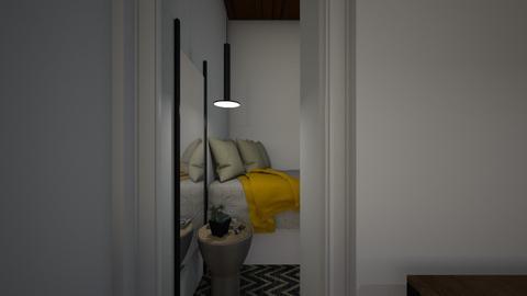 Casa368Bedroom - Eclectic - Bedroom  - by nickynunes