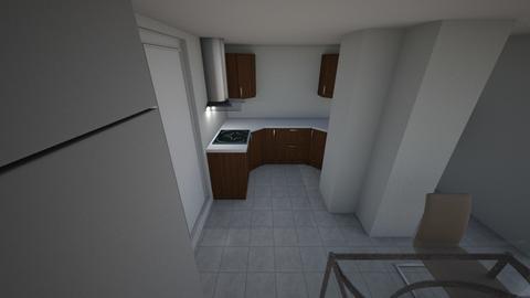 kuh2 alena - Kitchen  - by lukare0305