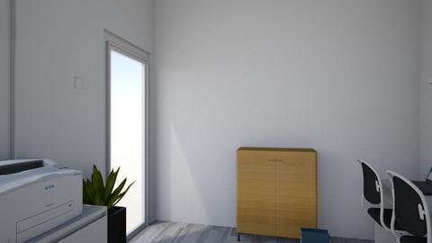 Escenario 1  - Office  - by Marielablz06