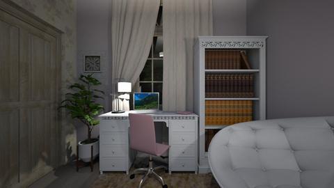 Sophia - Kids room  - by vikaahmed