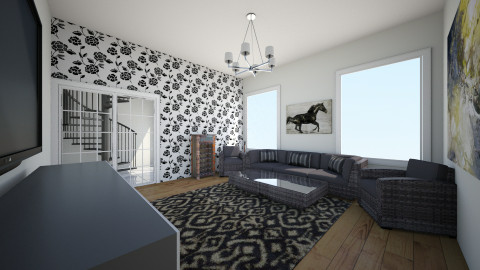 ghf - Modern - Living room - by marius iulian