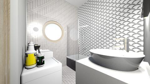 zaryah - Modern - Bathroom  - by zaryah123