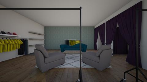 Boutique - Living room  - by reyesrodolfo9