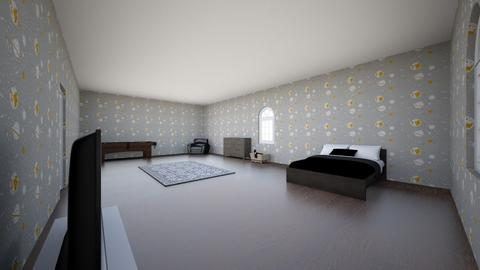 Chancellors room - Bedroom  - by qw0fij