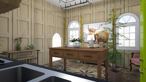 client kitchen - Kitchen  - by kyleeDobson