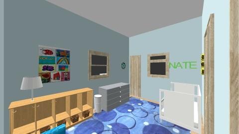 Nate_s Room00 - Kids room - by Robacki