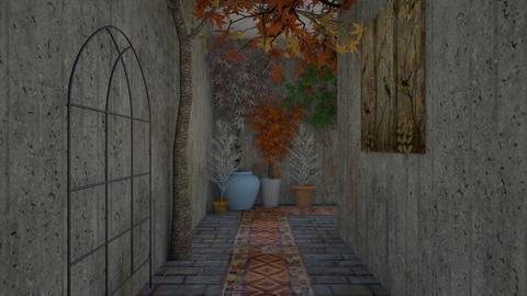 urban jungle hallway - Modern - by decordiva1