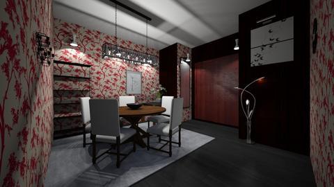 Dining Room - Modern - Dining room  - by emjem65